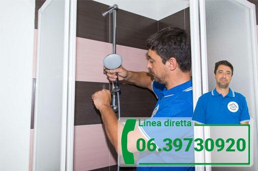 interventi doccia Roma