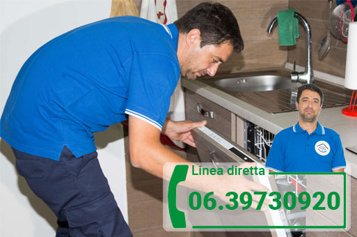 interventi lavastoviglie Roma