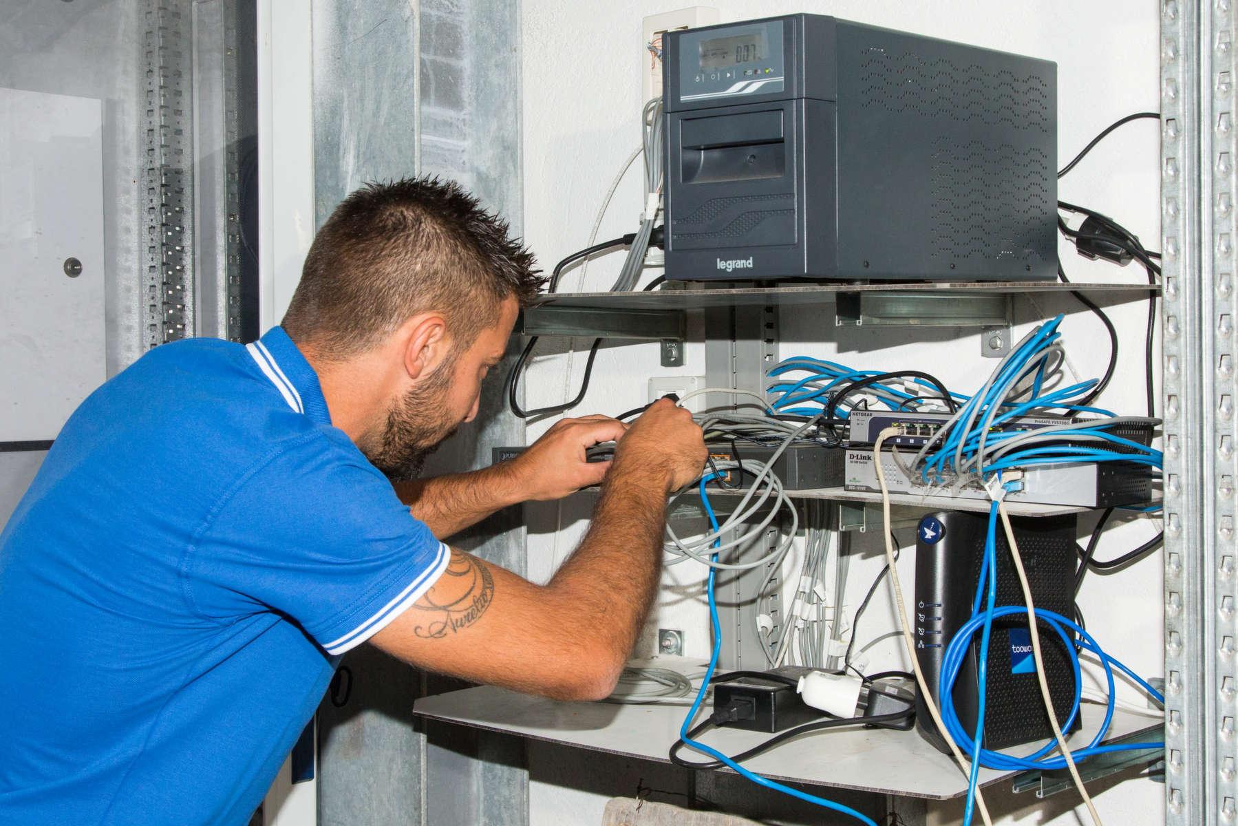 installazione modem
