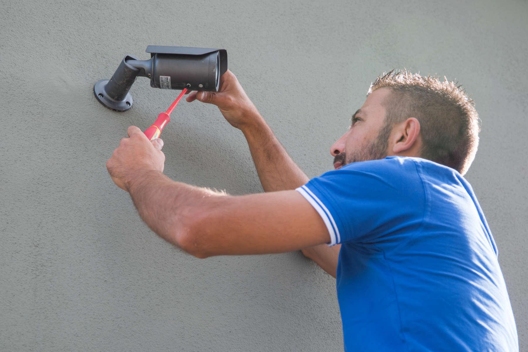 installazione telecamere