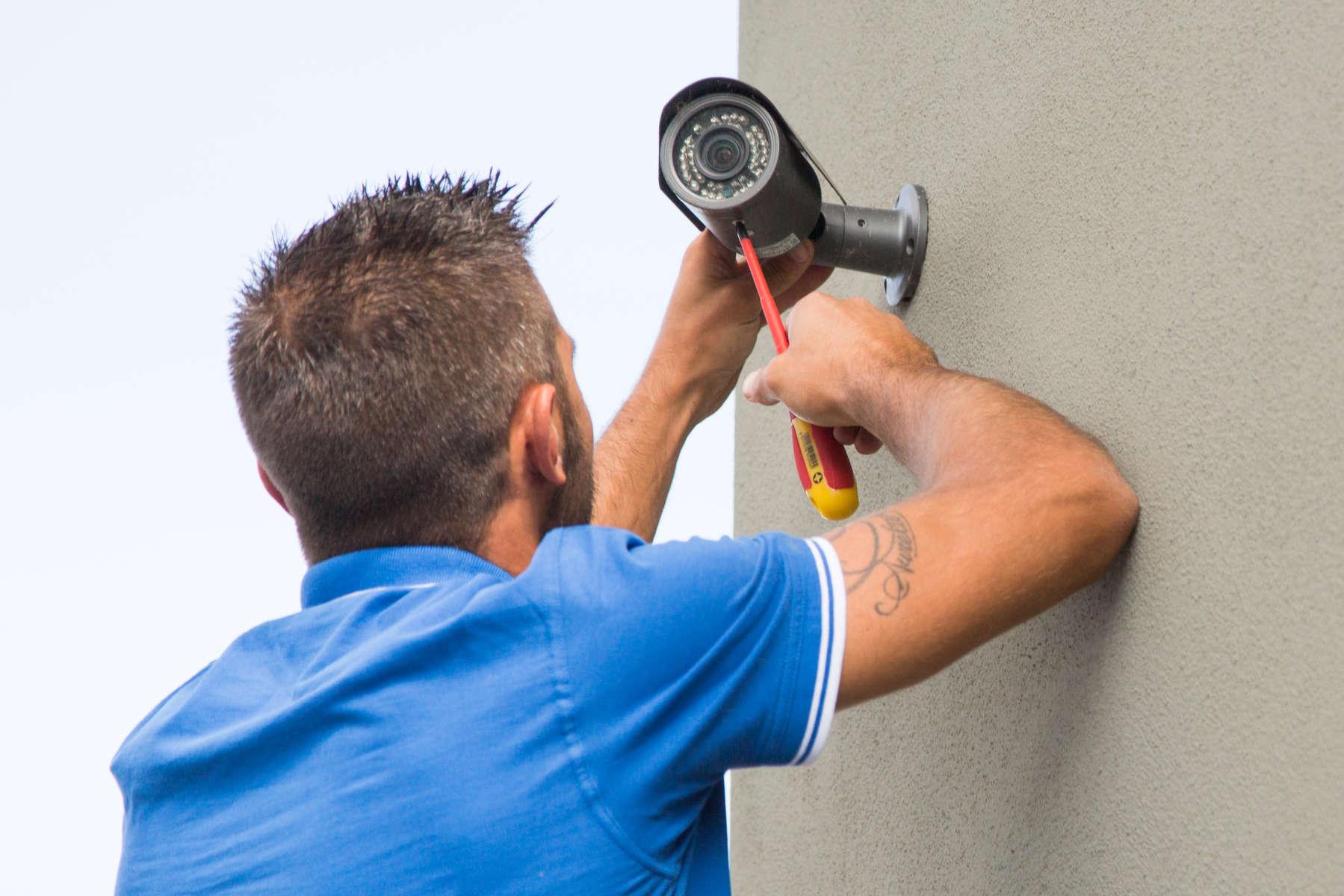 installazione telecamere sorveglianza