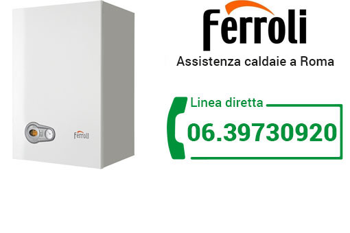 Assistenza FERROLI Roma