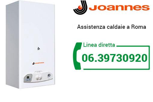 assistenza JOANNES Roma