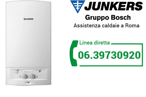 assistenza JUNKERS Roma