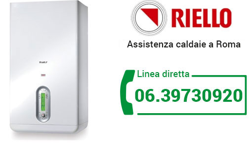 assistenza RIELLO Roma