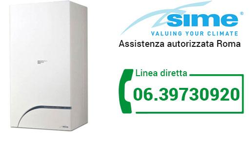 SIME - Assistenza autorizzata caldaie a Roma