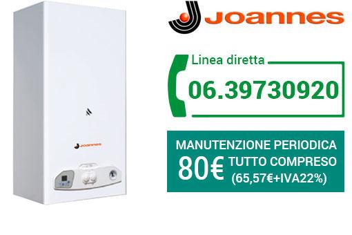 manutenzione JOANNES Roma