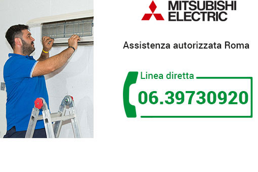 Centro assistenza Mitsubishi Electric