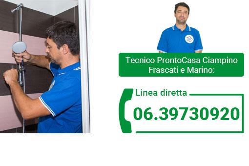 Idraulici Ciampino, Frascati e Marino
