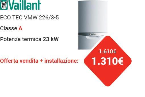 Offerta Vaillant ECO TEC VMW 226/3-5