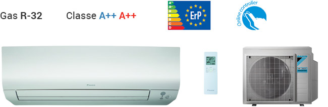 Daikin Bluevolution FTXM50M