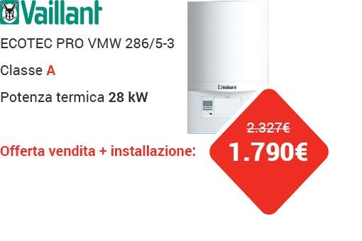 Offerta VAILLANT ECOTEC PRO VMW 286/5-3