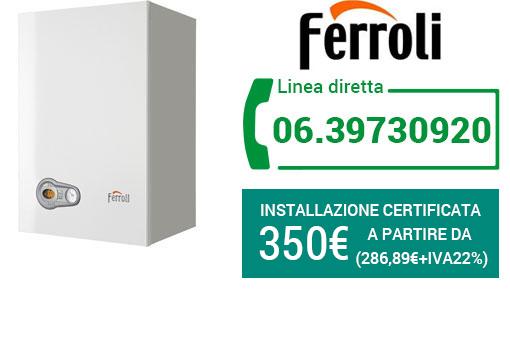 installazione FERROLI Roma