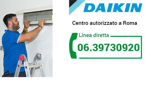 Centro Daikin Roma